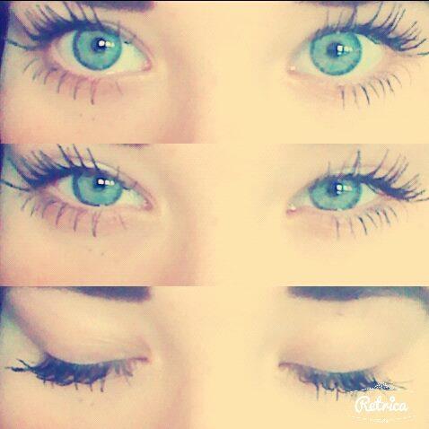 A szem a lélek tükre! :\') - Én :)